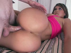 Andie Darling latina gostosa em video porno
