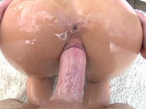 Gostosa empinou bundão e fez sexo HD