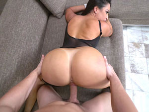 Musa de filmes porno Julianna Vega fodendo HD