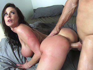 Beldade Porno Kendra Lust Fodendo De 4